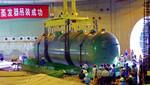 Rusia reanudó la construcción de una central nuclear en China
