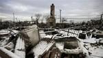 EE.UU.: Nieve, lluvia y vientos fuertes sacuden el noreste del país