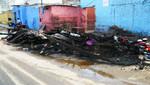 Serenazgo de San Miguel ayuda a evacuar vecindario consumido por incendio