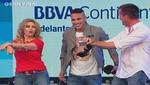 Paolo Guerrero bailó el 'Gangnam Style' a su estilo en 'El Gran Show' [VIDEO]
