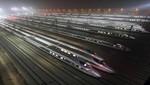 China: línea de tren más larga del mundo (VIDEO)
