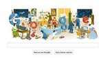 Google saluda el Año Nuevo con el último doodle del 2012