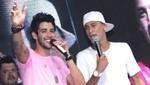 Neymar cantó con Gusttavo Lima la canción del verano 2013 [VIDEO]