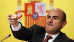 España: ministro de Economía insta a Mas a salir 'todos juntos' de la crisis