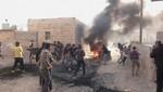 Fuerte enfrentamiento entre palestinos y soldados israelíes dejó a 40 personas  heridas [FOTOS]