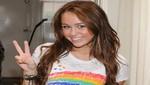 Miley Cyrus enamorada de Londres por su gran cantidad de gays
