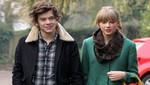 Taylor Swift y Harry Styles se desean feliz Año Nuevo con un beso [FOTO]