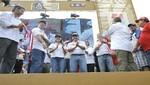 Ollanta Humala inaugura el Village Dakar en la Costa Verde