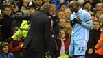 Mario Balotelli agarra a puñetes a su entrenador del Manchester City [FOTOS]
