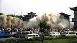 Estados Unidos inventó bomba que produce tsunamis de 12 metros