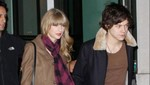 Las caricias de Harry Styles y Taylor Swift en Año Nuevo [FOTOS y VIDEO]