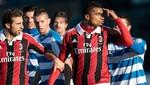 Jugadores de Milan abandonaron partido tras ataque racista [VIDEO]