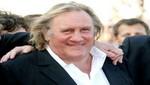 Gerard Depardieu: Solicité el pasaporte ruso y estoy encantado
