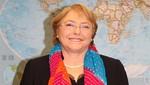 Chile: al 49% de la población le gustaría que Bachelet vuelva a ser presidenta