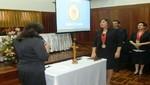 Hoy juramentó la nueva presidenta del Ministerio Público del Callao