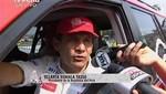 Presidente Humala saludó a pilotos peruanos en rally Dakar 2013