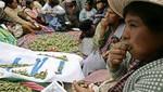 Bolivia: Gobierno adelanta la despenalización del masticado de hoja de coca