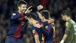 Barcelona venció 4-0 al Espanyol en el derby de cataluña [VIDEO]