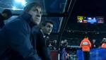 Tito Vilanova reapareció en el banco del Barcelona tras su operación [VIDEO]