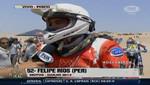 Dakar 2013: Unas palabras del piloto peruano Felipe Ríos