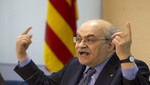 Cataluña: Mas-Colell defiende la subida de impuestos y dice que el 2013 será 'duro y difícil'