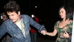 John Mayer y Katy Perry disfrutan de una cena romántica [FOTOS]