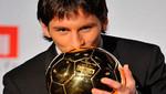 Lionel Messi se queda con el Balón de Oro por cuarta vez