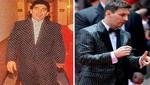 Traje que usó Lionel Messi en gala del Balón de Oro ya lo había usado Diego Maradona