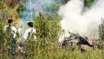 Pucallpa: se estrella helicóptero y mueren 5 estadounidenses y 2 peruanos [VIDEO]