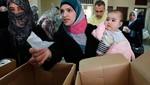 Siria: La ayuda alimentaria no puede llegar a un millón de personas