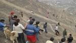 Se reafirma lucha frontal contra los tramitadores y traficantes de terrenos