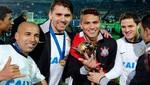 El Brasielirao es la segunda 'Mejor Liga del Mundo' del 2012