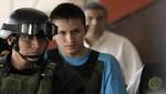 'Gringasho' será recluido en la Sala Penal Nacional contra el Terrorismo