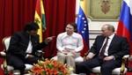 Rusia se opone al cultivo de hoja de coca en Bolivia