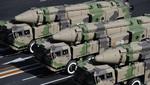 China inquieta a EE.UU con sus planes para crear armas antisatélites