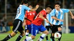 Sudamericano Sub 20: Chile venció 1-0 a Argentina
