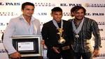Neymar fue premiado como el 'Rey del fútbol de América'