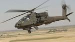 EE.UU recibió 28 nuevos helicópteros de ataque AH-64E Apache