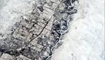 Astronauta lanza impresionantes fotos desde el espacio
