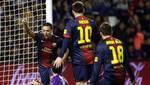 Barcelona goleó 5-0 a Córdoba y avanza en la copa del Rey [VIDEO]