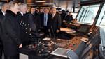 Vladímir Putin asignó 132.000 millones de dólares a la Marina de Guerra de Rusia