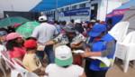 Pobladores de zonas vulnerables de la ciudad reciben servicios gratuitos de la Municipalidad de Lima