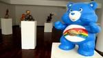 Esculturas de jóvenes Artistas en Miraflores : Se inicia el Salón de Escultura Joven (Fotos)