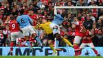 Premier League: Arsenal cayó 0 a 2 ante Manchester City