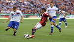 Serie A: Milan y Sampdoria igualaron a 0