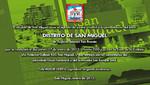 Municipio sanmiguelino presentará libro  'Distrito San Miguel' de Augusto Tamayo