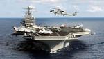 Todos los portaaviones  de EE.UU regresarían a sus bases