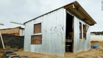 Shack: la casa improvisada con energía solar
