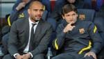 Tito Vilanova elogió la decisión de Josep Guardiola