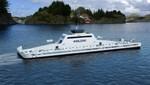Crean el primer ferry eléctrico en Noruega